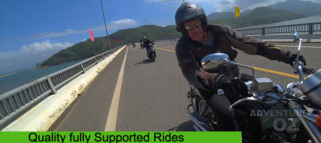 World Class Motorcycle Tours