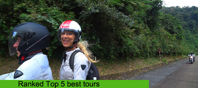 Ride beaches, remote mountain villages, war history,<br> great food , quality overnight stays.
