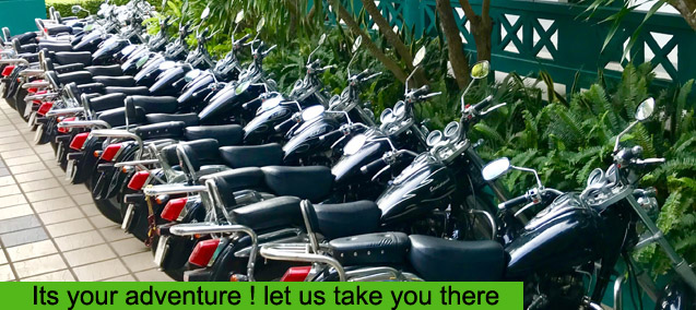 Self ride Vietnam book your own Private adventure.