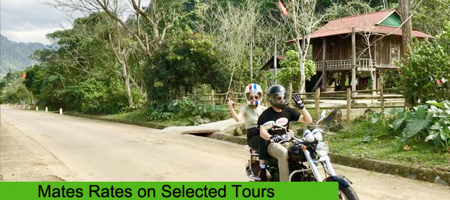 Great bikes for touring Vietnam with a fleet of 24